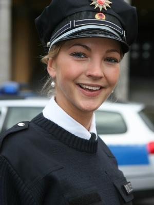 Polizistin Köln